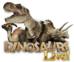 DINOSAURS LIVE